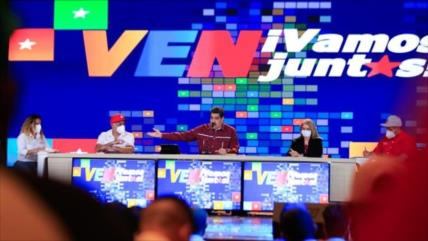 Maduro: si vuelve a ganar la oposición, me voy de la Presidencia