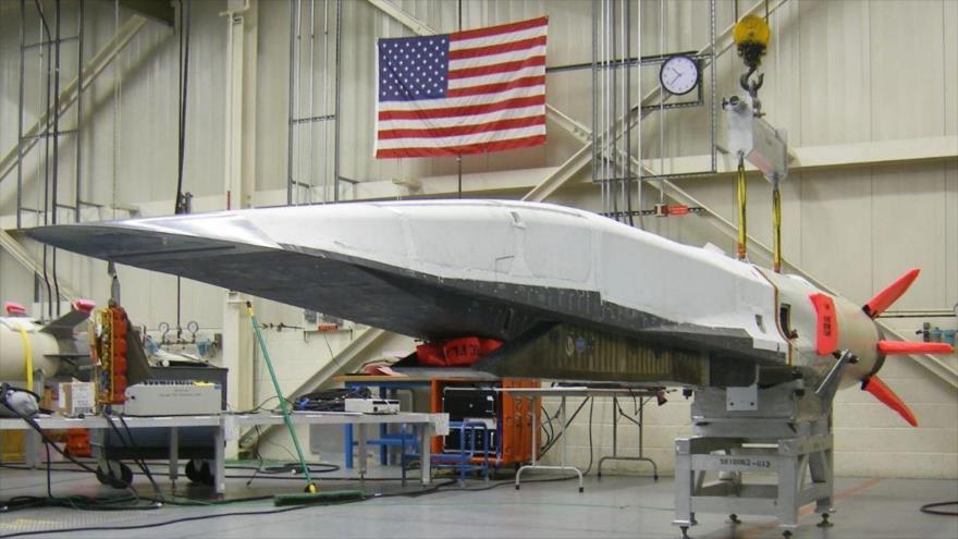 Misil hipersónico desarrollado por EE.UU.