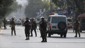 Misión diplomática rusa es golpeada por una bomba en Afganistán