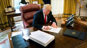 Justicia de EEUU indaga una trama de coima sobre indultos de Trump