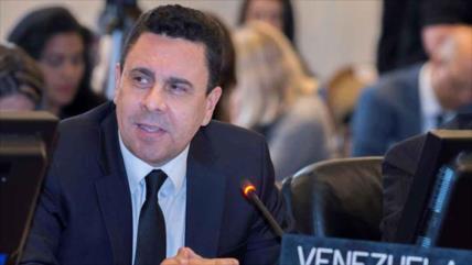 Caracas saluda el reconocimiento del Gobierno de Maduro por la ONU