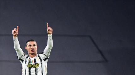 Cristiano Ronaldo gana el premio 'Golden Foot 2020'