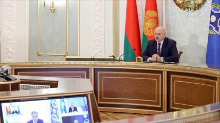 Bielorrusia denuncia presencia militar de EEUU en este de Europa