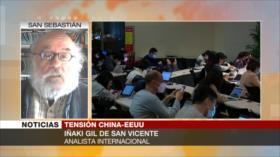 Iñaki Gil: China se está distanciando de EEUU y esto lo enfurece