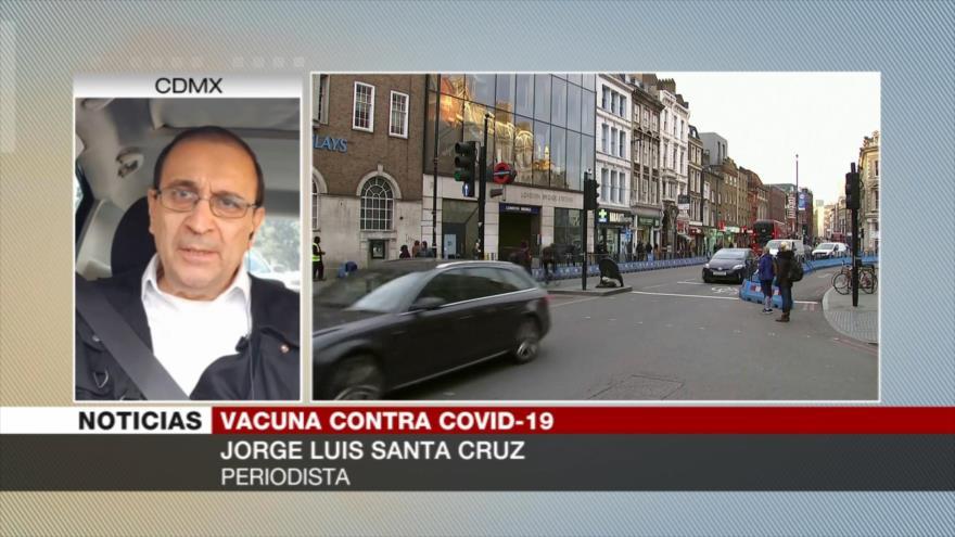 Santa Cruz: Hay que ganar confianza sobre vacunas contra COVID-19