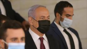 Diputados israelíes impulsan la ley para disolver el parlamento