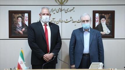 Irán y Cuba producen juntos vacuna pese a las presiones de EEUU