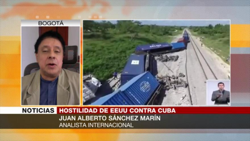 Sánchez Marín: Biden solo cambiará la forma de política hacia Cuba