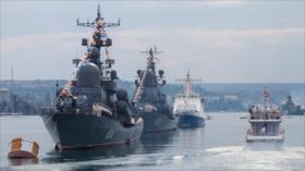 Rusia advierte sobre aumento de presencia de OTAN en el mar Negro