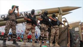 HAMAS muestra músculo a Israel y lanza 3 misiles hacia Mediterráneo