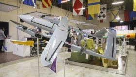 Exposición de nuevos logros de Fuerza Naval del Ejército de Irán