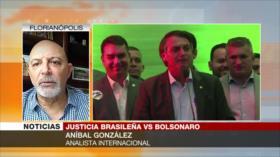 González: Gobierno de Bolsonaro ya tiene los días contados