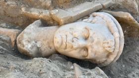 Fotos: Encuentran busto romano de hace 2000 años en Turquía