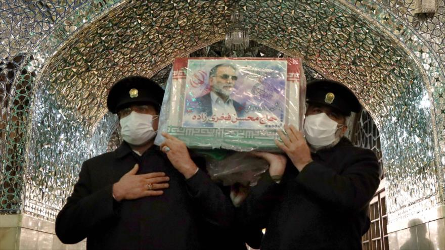 La OCS condena rotundamente asesinato del científico iraní   HISPANTV