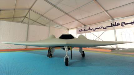 Irán logra producir drones con un alcance récord de 4400 km