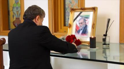 Rusia condena asesinato de científico iraní, Mohsen Fajrizade