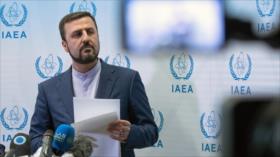 Irán llama a la AIEA a condenar firmemente el asesinato de Fajrizade