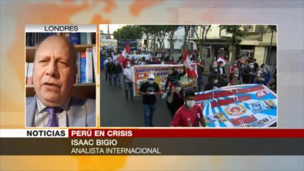 Bigio: Perú está entrando en una crisis social muy grave