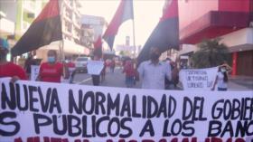 Comunidades buscan visibilizar la escasez de vivienda de Panamá