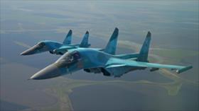 Rusia rastrea 30 aviones espías extranjeros y 6 drones en una semana