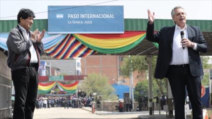 """Fernández ve """"penoso"""" que cómplice de golpe en Bolivia presida OEA"""