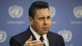Moncada repudia aumento de la agresión de EEUU contra Venezuela