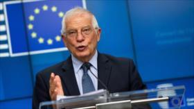 UE: Tras asesinato de Fajrizade, Irán no jugaría las mismas cartas
