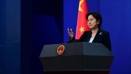 """China denuncia abuso de EEUU del concepto de """"seguridad nacional"""""""