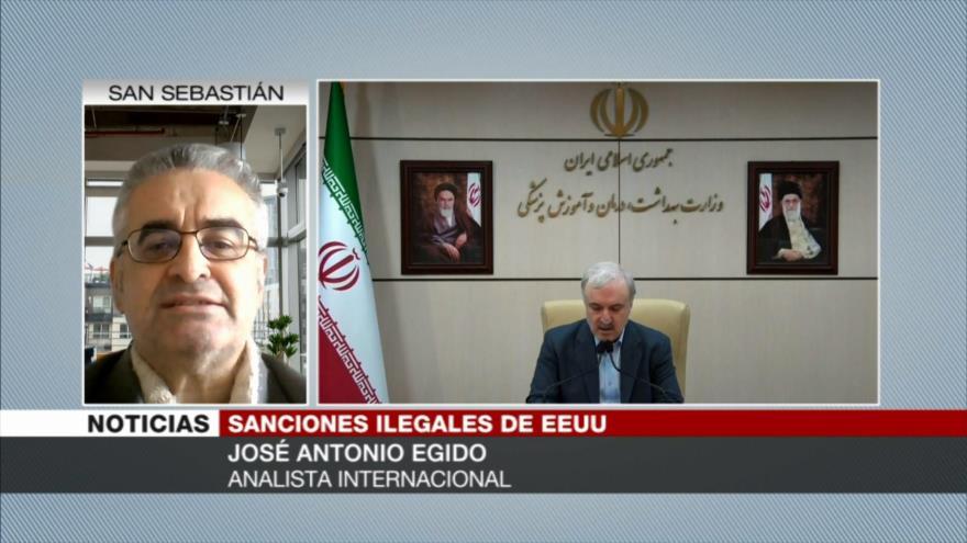 """""""EEUU busca crear catástrofe humanitaria en Irán con sanciones"""""""
