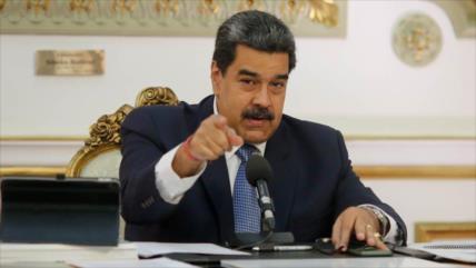 Maduro, dispuesto a diálogo con EEUU sobre la base de 'respeto muto'