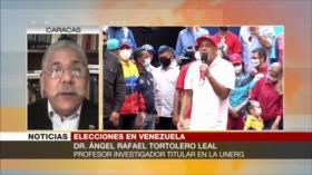 Tortolero Leal: Comicios legislativos definen futuro de Venezuela