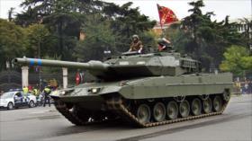 Exmilitares aúpan un golpe de Estado contra el Gobierno español