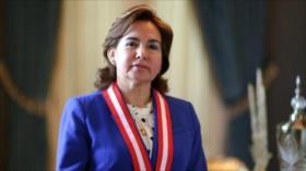 Máxima magistrada de Perú: Poder Judicial ha defraudado al país