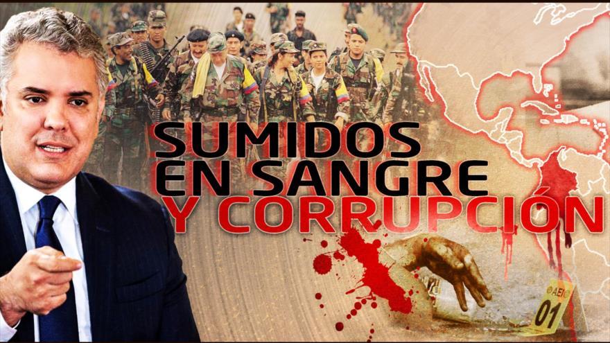 Detrás de la Razón: Oposición colombiana denuncia que el Gobierno no cumple el acuerdo de paz