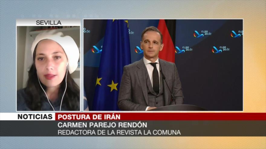 Parejo Rendón: Europa pide extras a Irán a instancia de Biden | HISPANTV