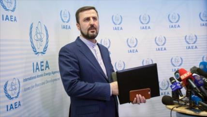 Irán urge a AIEA a garantizar confidencialidad de su programa nuclear