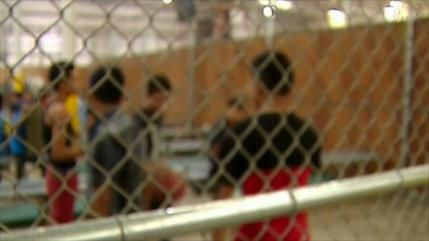 No más jaulas para niños migrantes piden al nuevo Gobierno de EEUU
