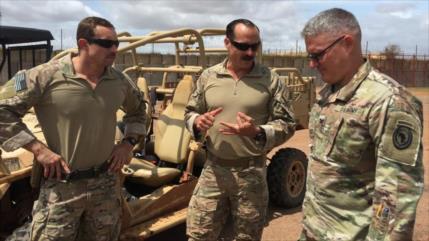 """Trump ordena retiro de """"mayoría"""" de tropas de EEUU de Somalia"""