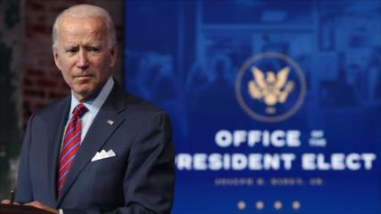 Pentágono rechaza cooperar con equipo de inteligencia de Biden