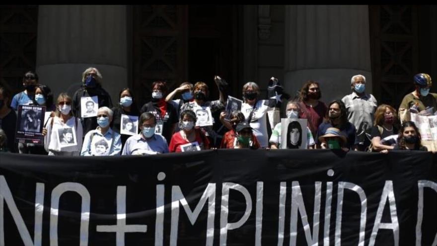 Protestas en Chile por liberación de torturadores de la dictadura