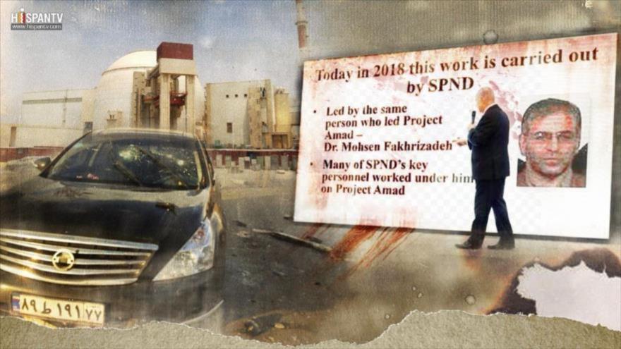 Asesinato de Fajrizade y un mensaje de Josep Borrell a Israel y EEUU