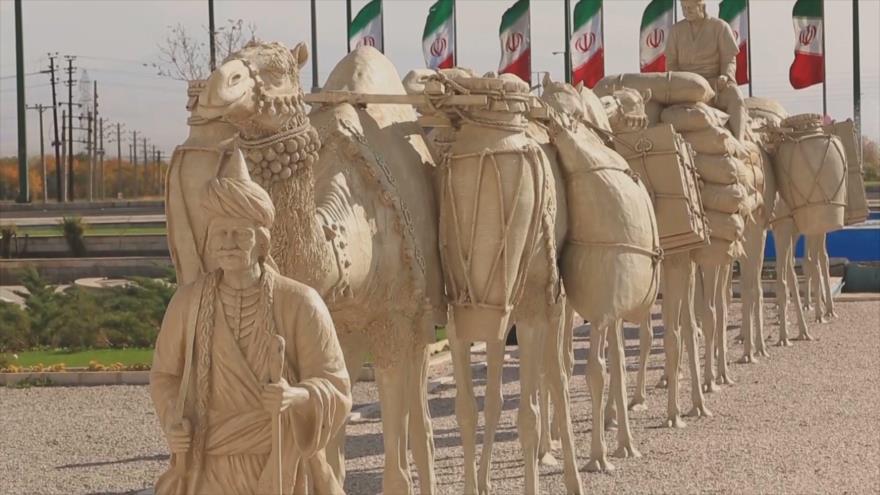 Irán: 1- Las atracciones de Garmsar 2- Arte en Qazvin