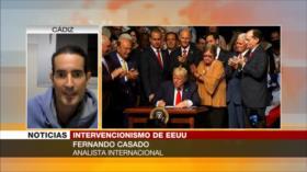 Casado: EEUU financia subversión en Cuba para hacer caer al Gobierno