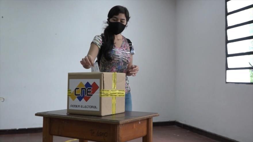Recuento; Venezuela: elecciones parlamentarias 2020