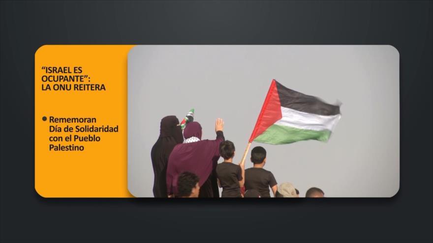 """PoliMedios: """"Israel es ocupante"""": Clama la ONU"""