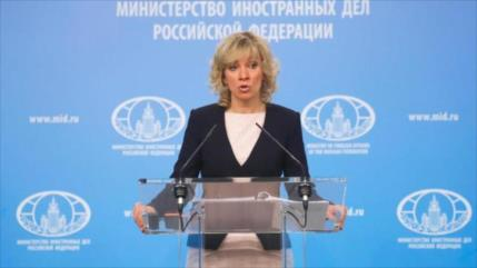 """Rusia denuncia la """"agresión política"""" de EEUU sobre Nord Stream 2"""