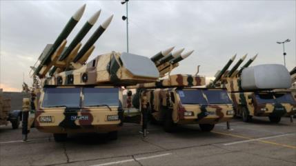 'Irán puede monitorear movimientos enemigos fuera de sus fronteras'