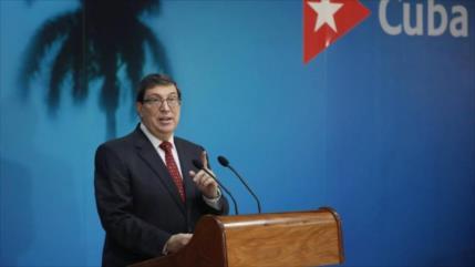 """Cuba condena financiamiento de EEUU a """"subversión"""" en la isla"""