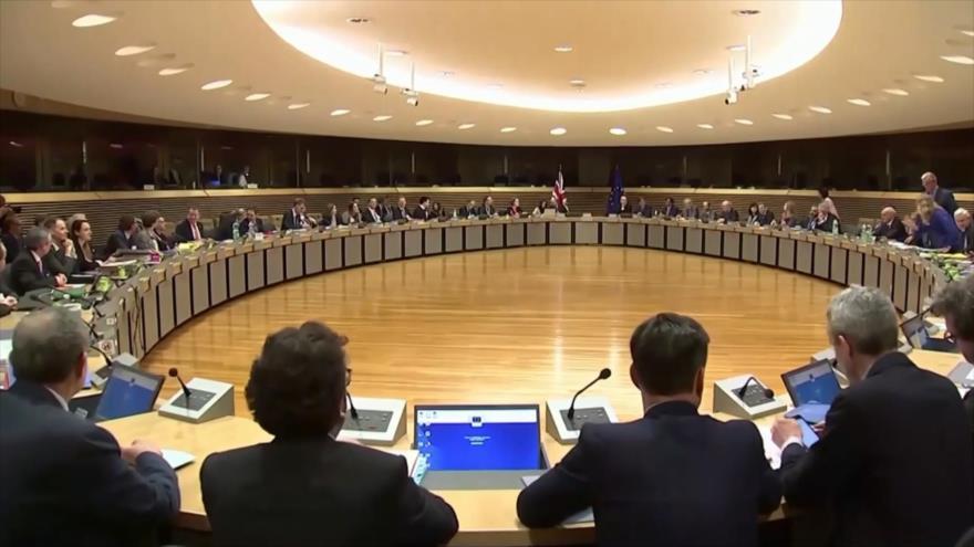 UE y Londres entran en la recta final de negociaciones pos-Brexit   HISPANTV