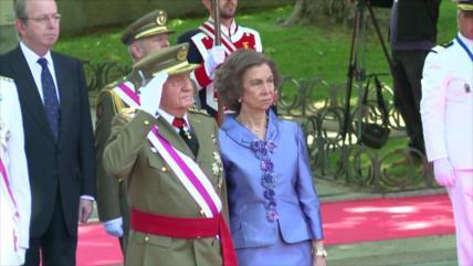 Juan Carlos I presenta una propuesta para una regularización fiscal